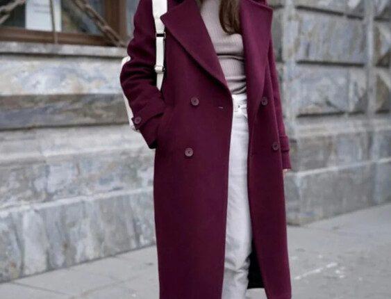 dvobortne palto