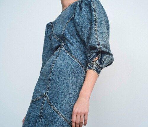 Dzhynsova suknia