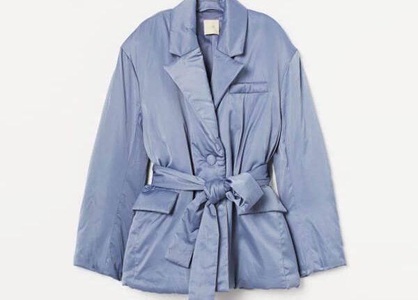 Uteplena kurtka-bleizer H & M