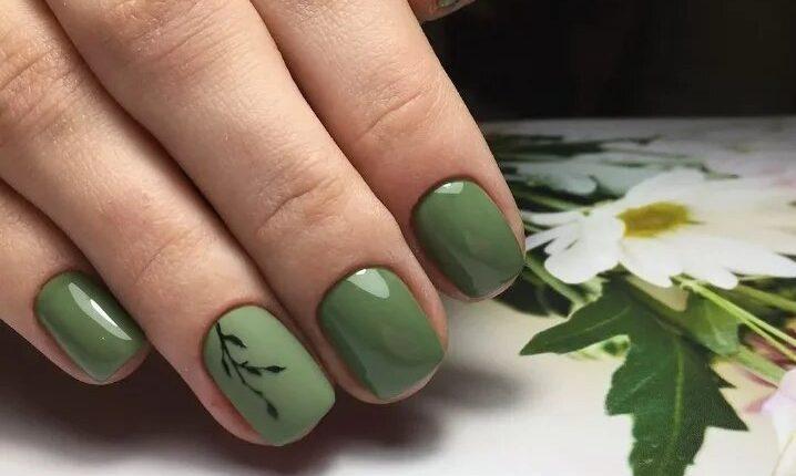 manikiur v zelenomu kolori 6