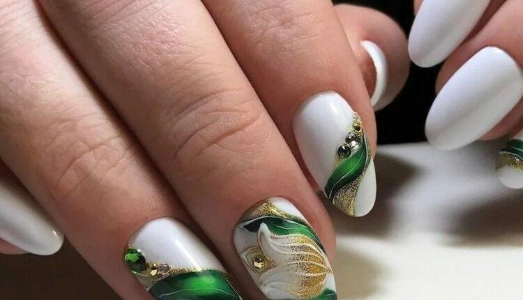 manikiur v zelenomu kolori 9